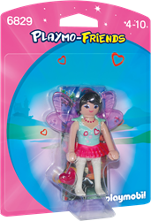 Playmobil  Playmo Friends Geluksfee met ring 6829