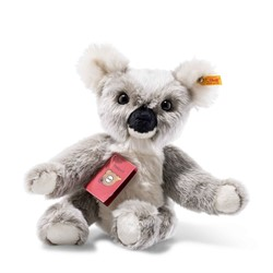 Steiff Around the world bears Sammy, the globetrotting koala, grey/white