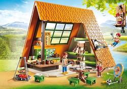 Playmobil  Summer Fun Grote vakantiebungalow 6887