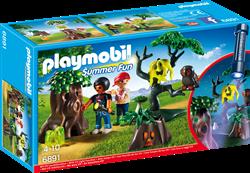 Playmobil  Summer Fun Nachtdropping met UV-lamp 6891