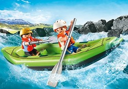 Playmobil  Summer Fun Rafting 6892