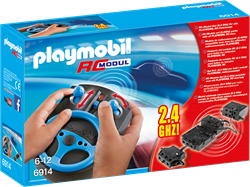 Playmobil Action - RC-module 2,4 GHz  6914