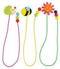 BigJigs  kleinspeelgoed Animal bookmarks