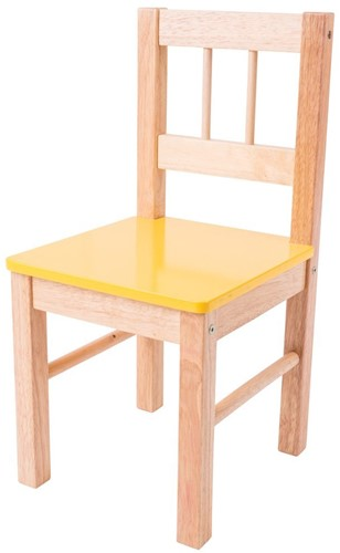 Bigjigs Yellow Chair