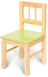 BigJigs Wooden Chair - Green