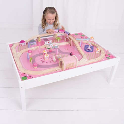 BigJigs Magical Train Set and Table-2