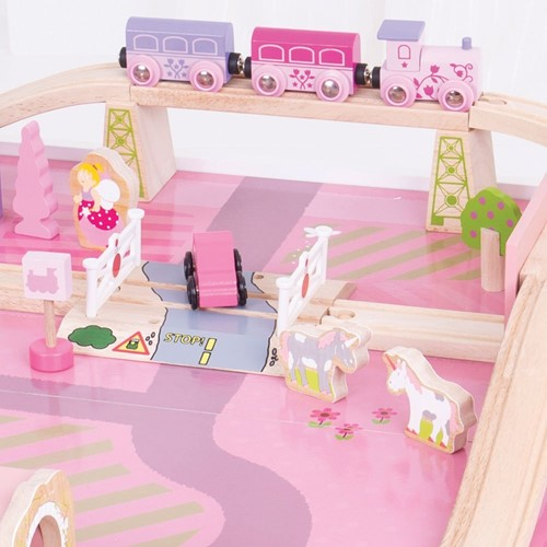 BigJigs Magical Train Set and Table-3