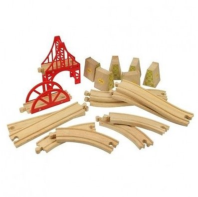 BigJigs Bridge Expansion Set