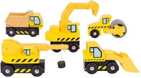 BigJigs Site Vehicles