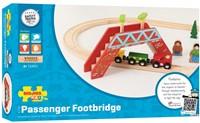 Bigjigs Passenger Footbridge-3