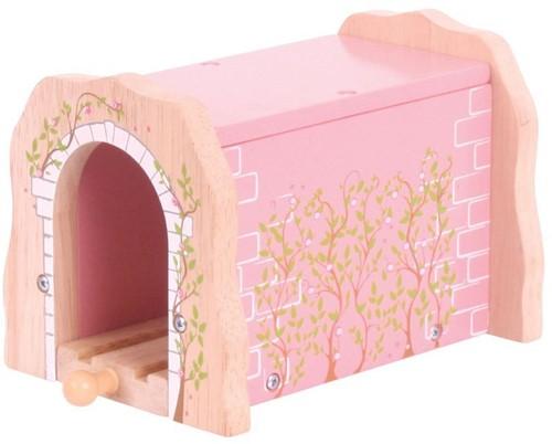 Bigjigs Pink Brick Tunnel