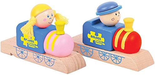 BigJigs Train Whistles