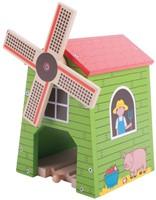 BigJigs Country Windmill-3