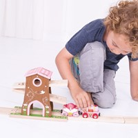 Bigjigs Pixie Dust Tree House-3