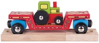 Bigjigs Tractor Low Loader-2