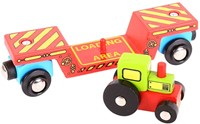 Bigjigs Tractor Low Loader