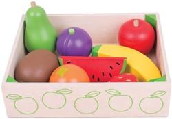 BigJigs Fruit Crate