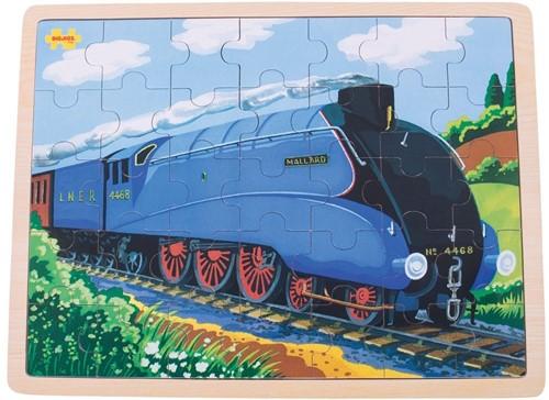 Bigjigs Mallard 35 pce puzzle