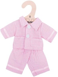 BigJigs 25cm Pink Pyjamas