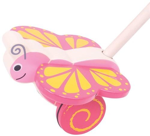 Bigjigs Butterfly Push Along (4)