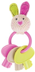 BigJigs Bella Key Rattle (4)