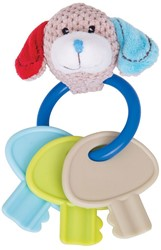 BigJigs Bruno Key Rattle (4)