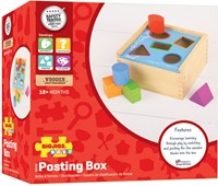 BigJigs First Posting Box-2