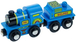 BigJigs Bricks Wagon