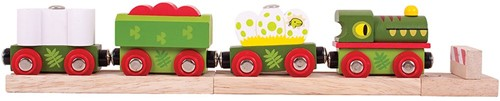 Bigjigs Dinosaur Train