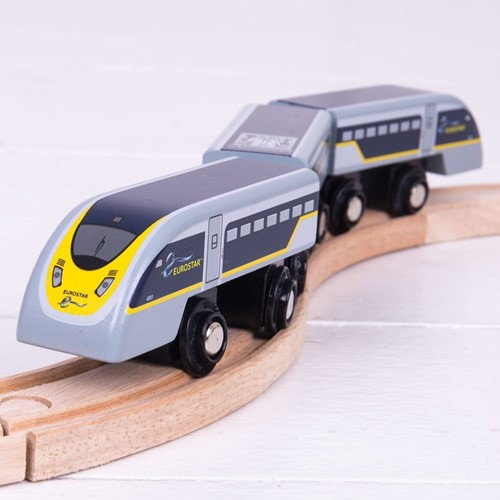 Bigjigs Eurostar e320 Train