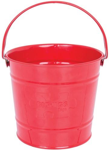 Bigjigs Red Bucket
