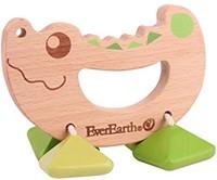 EverEarth Crocodile Rattle