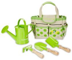 EverEarth kinder tuinspullen tas met tuingereedschap