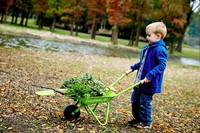 EverEarth kinder tuinspullen kruiwagen-2