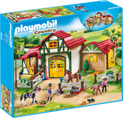 Playmobil Country Paardrijclub 6926
