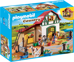 Playmobil Country - Ponypark  6927