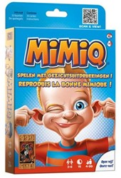 999 Games  actiespel Mimiq