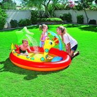 Planet Happy  waterspeelgoed Play Center 192x150x88cm-2