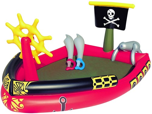 Bestway zwembad Piratenschip 190x140x96cm