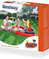 Bestway zwembad Piratenschip 190x140x96cm-3