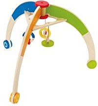 Hape houten activity gym Speelboog