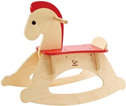 Hape houten kindermeubel Rock and Ride Rocking Horse