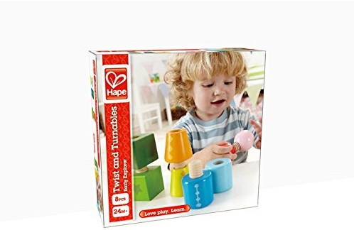 Hape leerspel Twist & Turnables-2