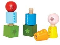 Hape leerspel Twist & Turnables