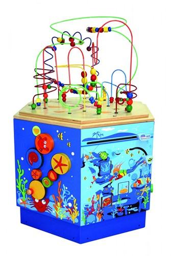Hape Grote speelkubus koraalrif