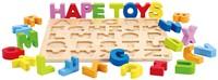 Hape houten legpuzzel Alphabet Puzzle-1