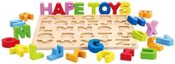 Hape houten legpuzzel Alphabet Puzzle
