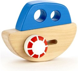 Hape speelvoertuig Little Ship