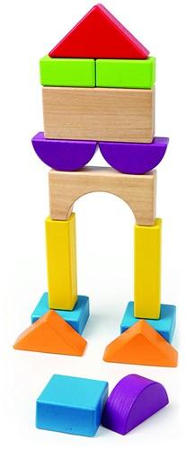 Hape speelset City Planner Blocks-2