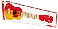 Hape Muziekinstrument Ukulele, Red-2